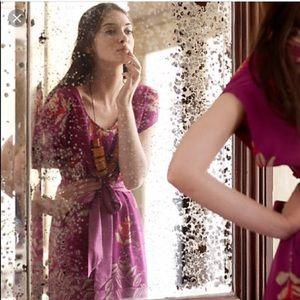 Anthropologie Moulinette Soeurs Windfall Dress 10